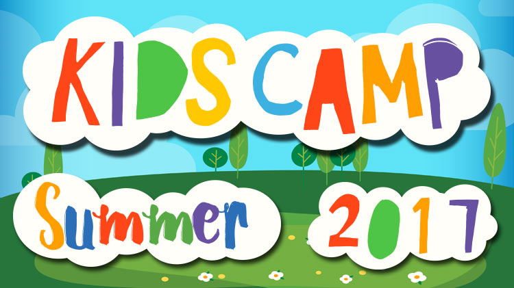 Kids Camp Summer 2017