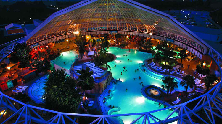 Therme Erding Galaxy