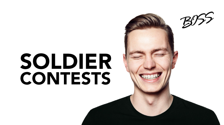 Contests for Soldiers