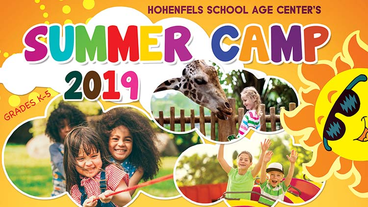 Summer Camp 2019 - School Age Center