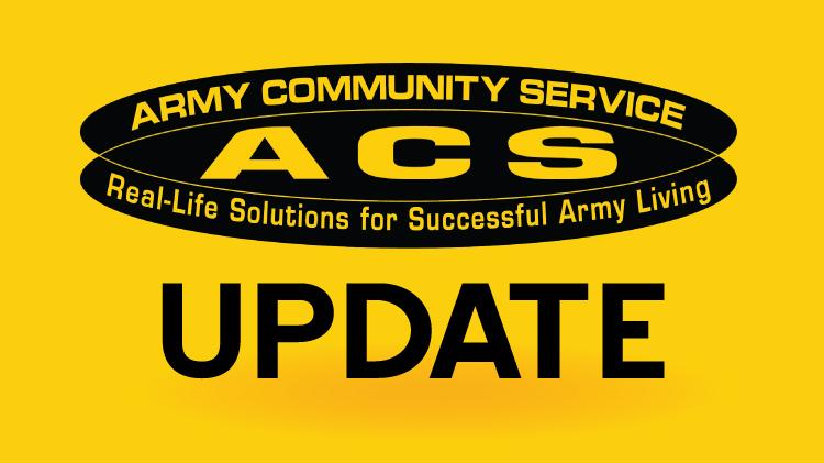 ACS Updates