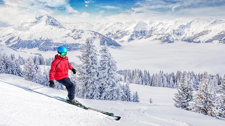 Learn to Ski or Snowboard in the Bavarian Forest