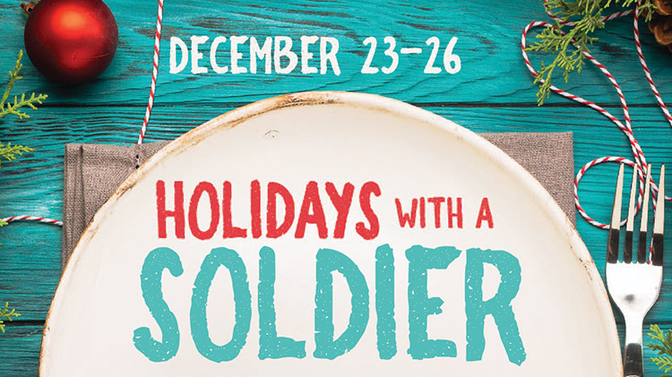 Holidays With A Soldier