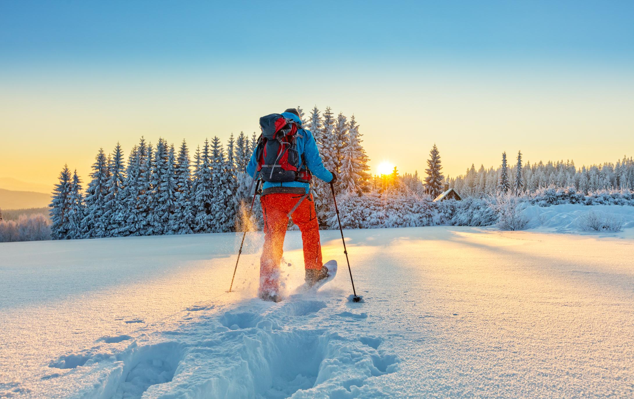 Bavarian Forest Ski, Snowboard and Snowshoe