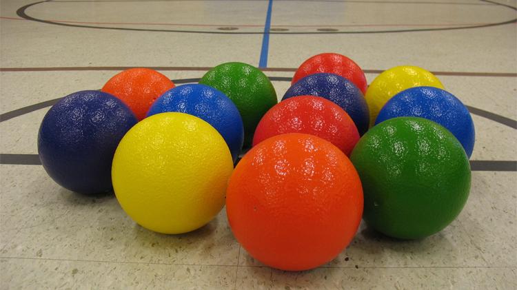 Family Dodgeball Tournament