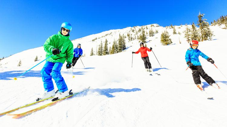Ski/Snowboard at Zugspitze