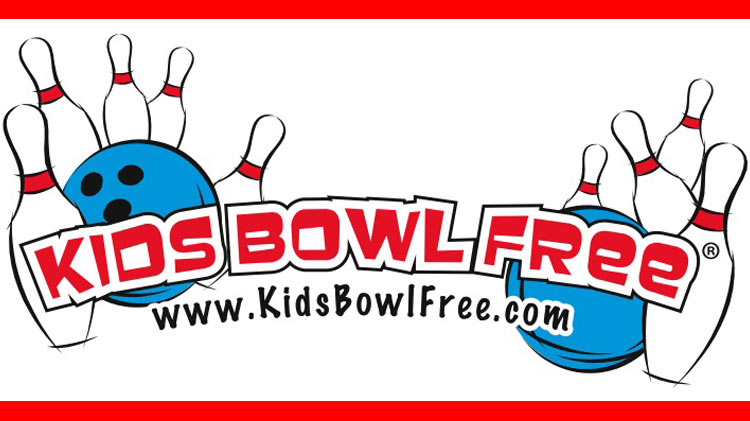 Kids Bowl Free - Summer Program