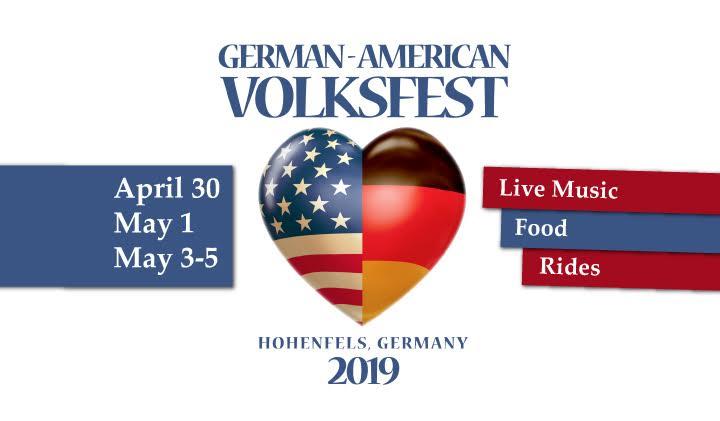 2019 German-American Volksfest in Hohenfels