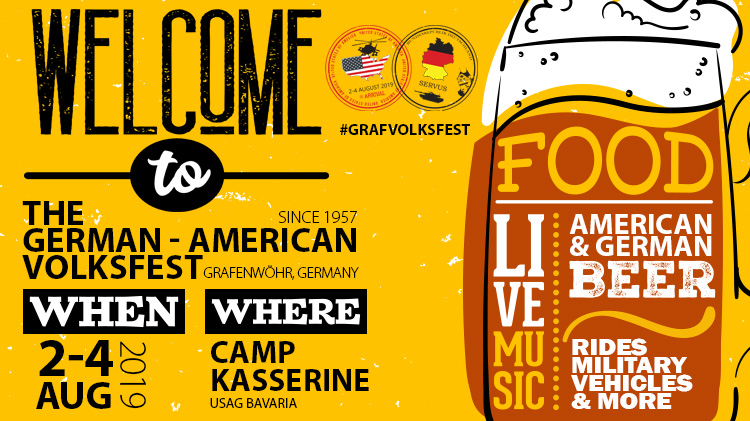 61st  Annual Grafenwoehr German/American Volksfest