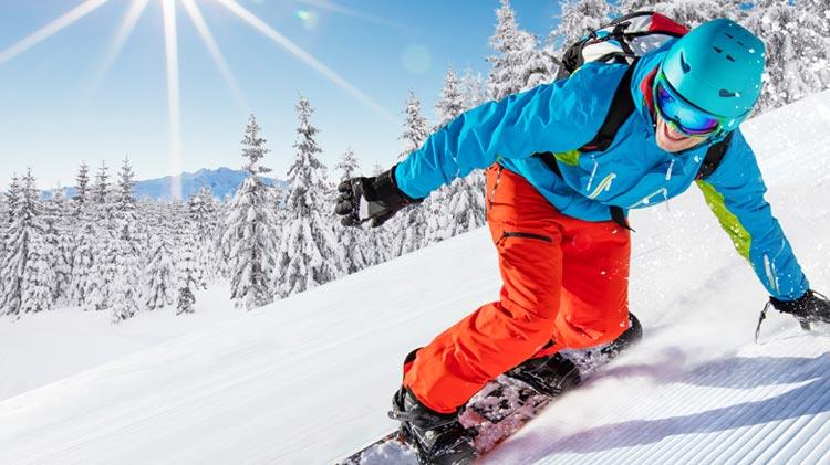 Wilder Kaiser Ski/Snowboard Weekend in Austria