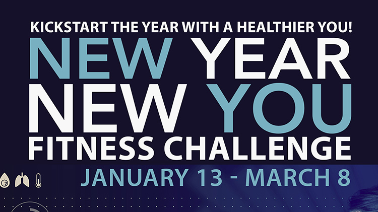 New Year, New You Fitness Challenge