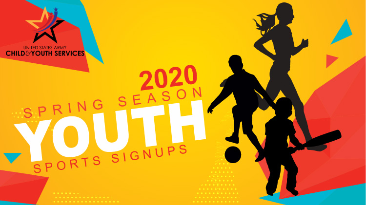 2020 Youth Sports Registration