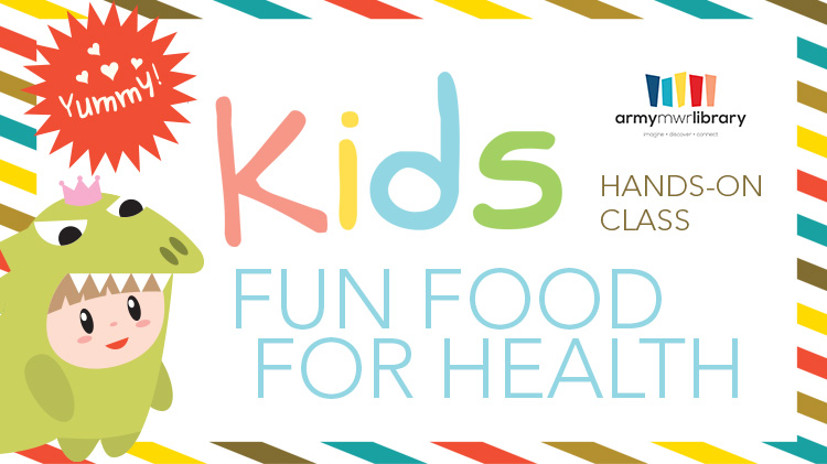 Kids Fun Food for Health