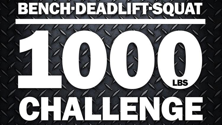 1000-pound Challenge