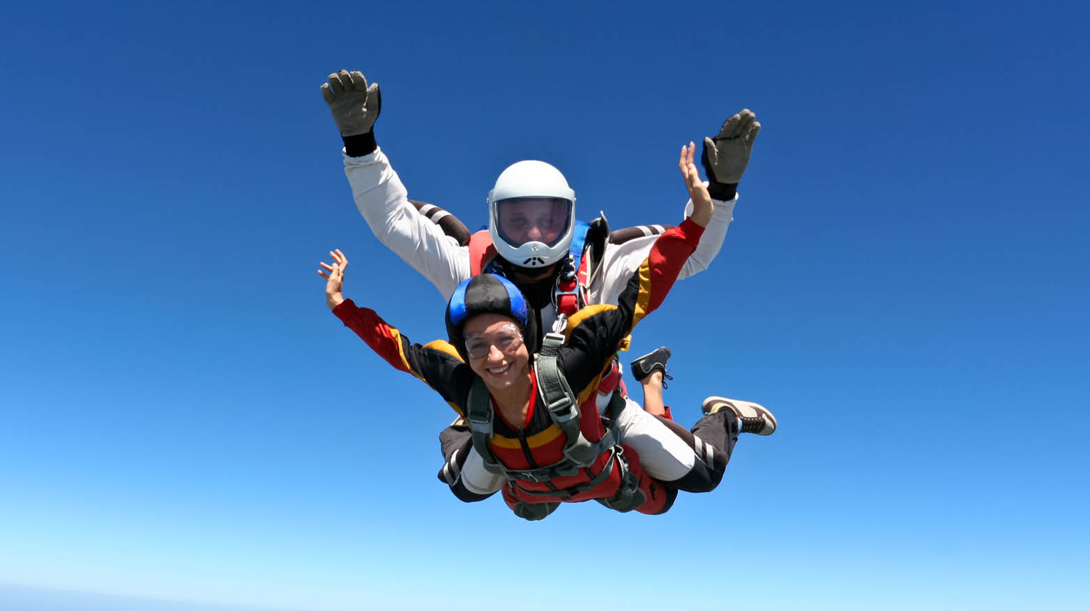 Indoor Surf and Skydiving
