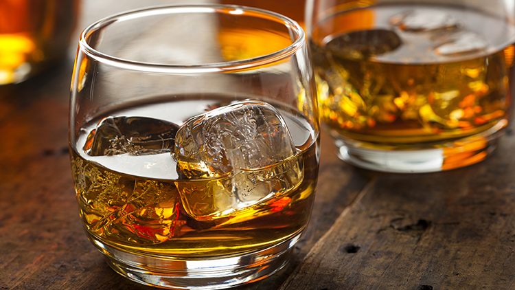 BOSS Irish Whiskey Tasting
