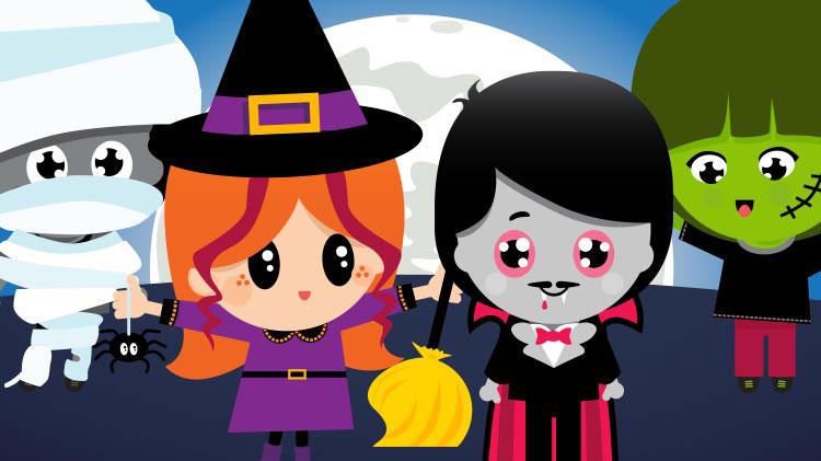 Halloween Family Fun Run