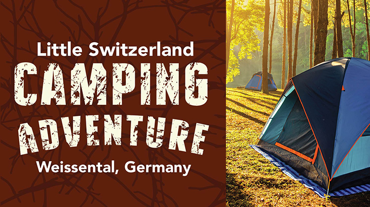 Camping Adventure in Little Switzerland