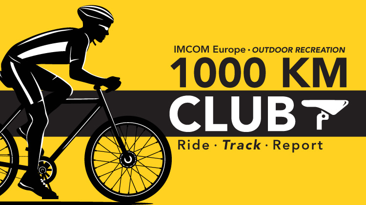 1000 KM Bike Club