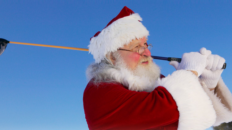 Golf Shop Holiday Sale and Open House