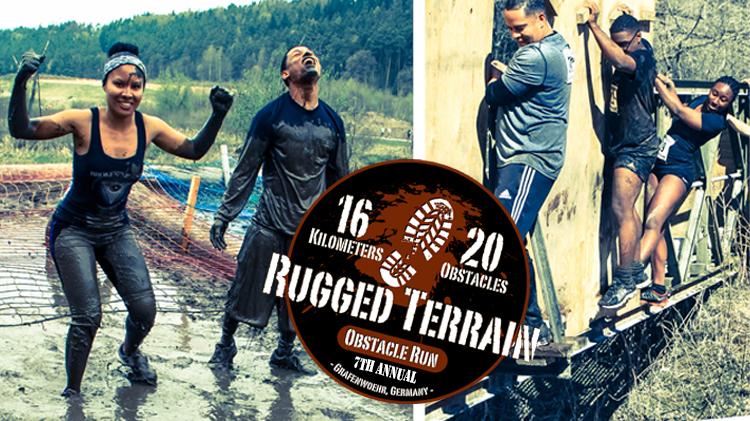 7th Annual Rugged Terrain Obstacle Run