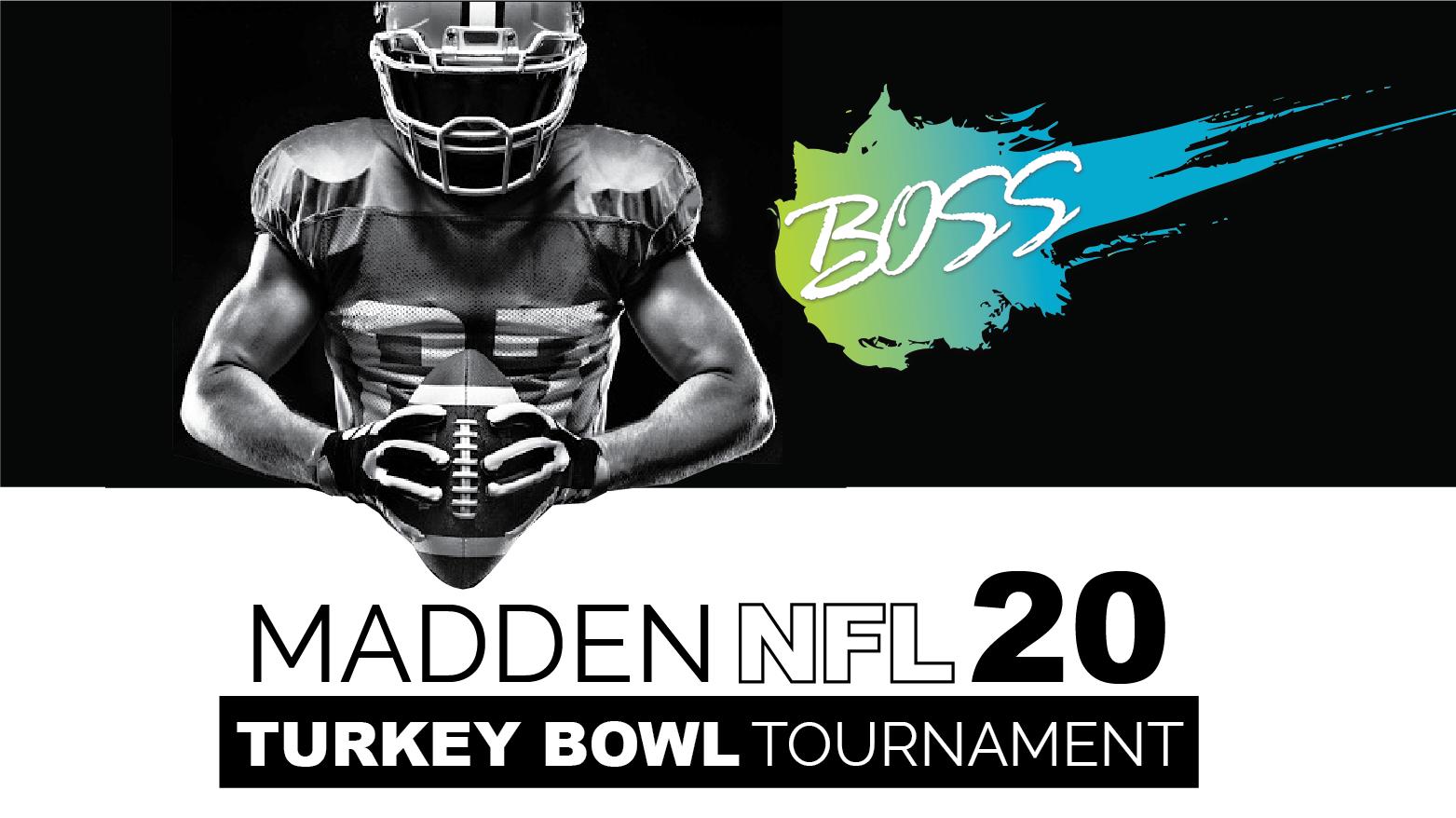 BOSS Madden NFL 20 Tournament