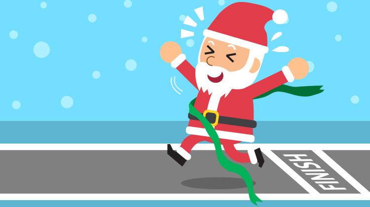 Christmas Jingle All the Way 5K Fun Run