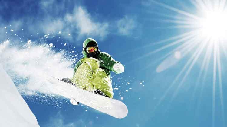 Wilder Kaiser Snow Express