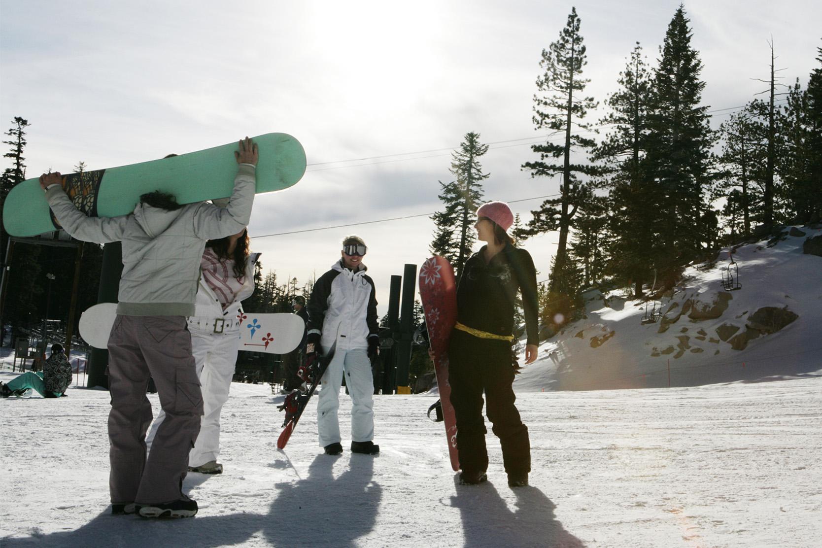 Ski/Snowboard at Sudelfeld