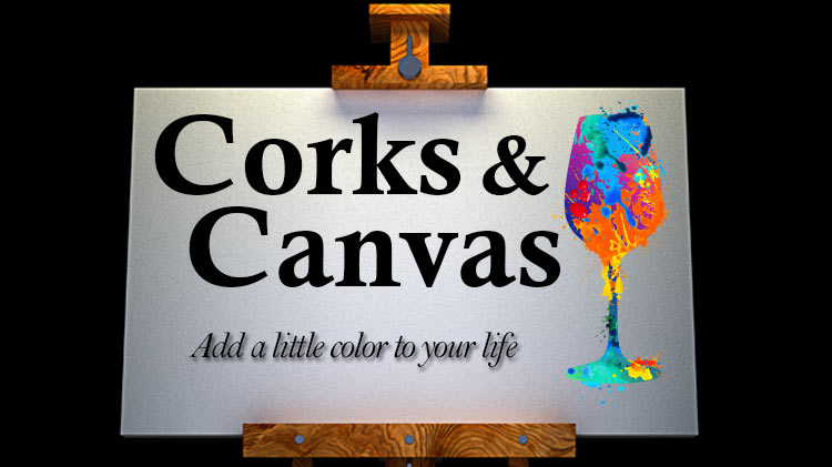 Corks & Canvas