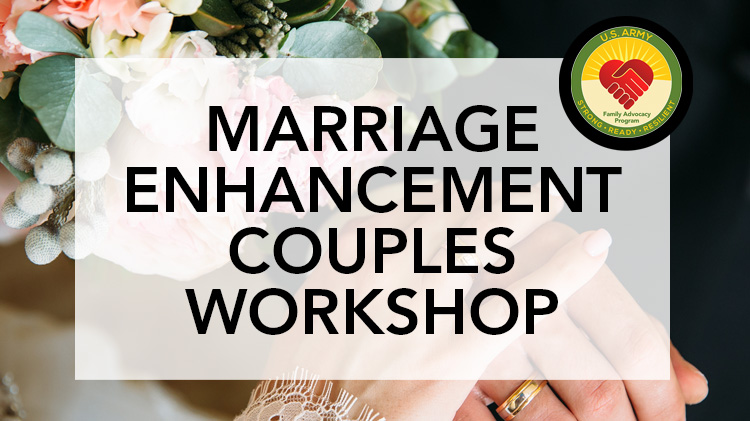 Marriage Enhancement Couples Workshop
