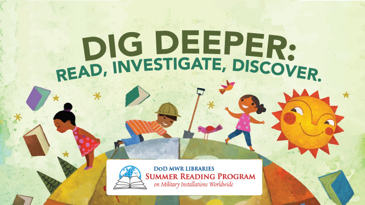 Summer Reading Program - Hohenfels Library