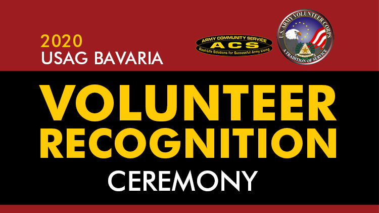 Volunteer Recognition Ceremony