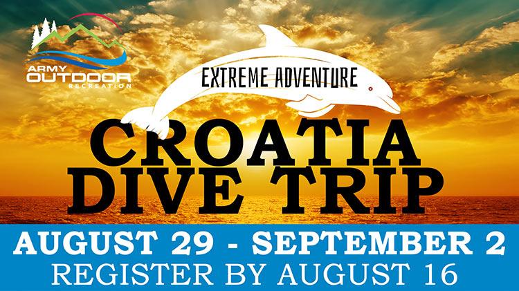 Fun, Sun and Diving in Croatia