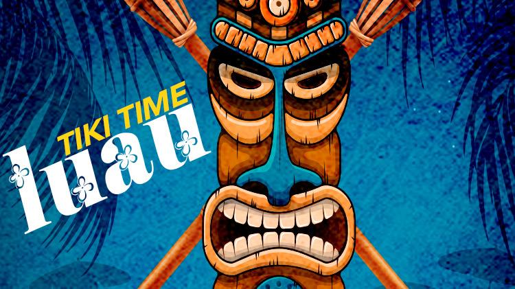 Tiki Time Luau