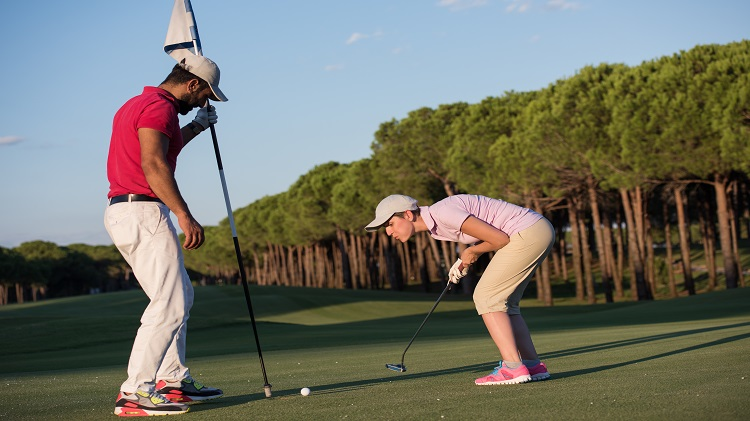 Ladies Only Welcome to Golf Clinic