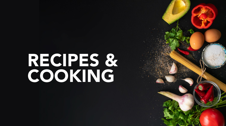 Recipes & Cooking