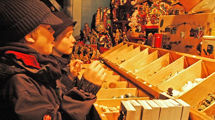 Erlangen Christmas Market